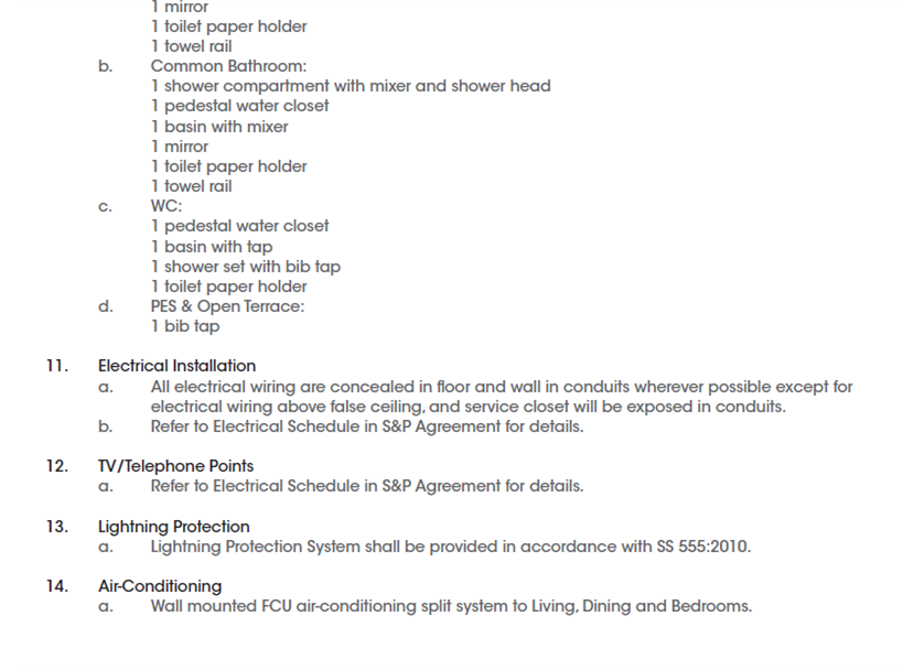 Singapore executive condominium ec specifications waterwoods specifications publicscrutiny Choice Image
